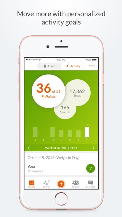 download Weight Watchers apps 3