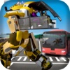 Bus Robot Transformation - Pro