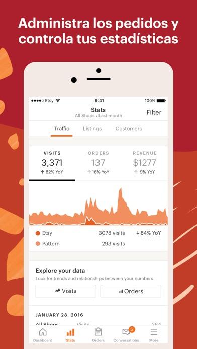 download Vender en Etsy apps 3