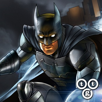 Batman: The Enemy Within app for iphone
