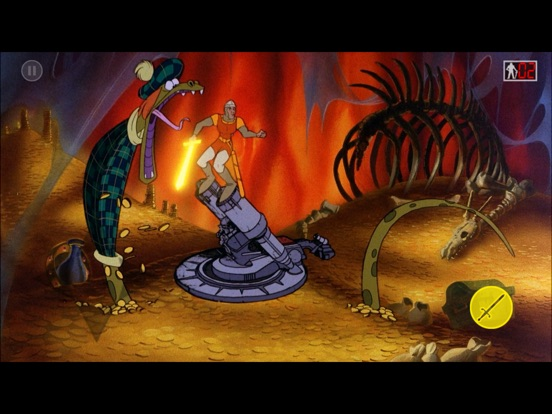 Dragon's Lair 2: Time Warp HD Screenshots