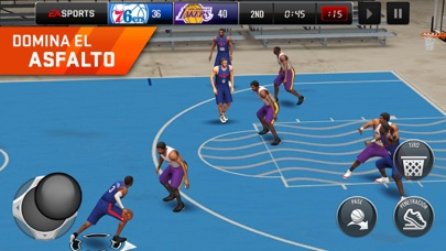download NBA LIVE Mobile Baloncesto apps 4