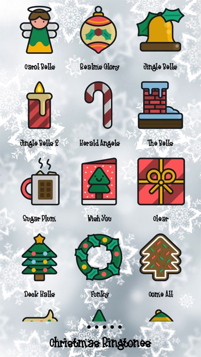download Most Christmas Ringtones apps 3
