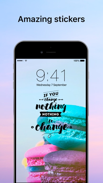 Wallpapers and backgrounds 10 screenshot 4