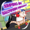 Qui Le - Jumping Rat In Haloween Night artwork
