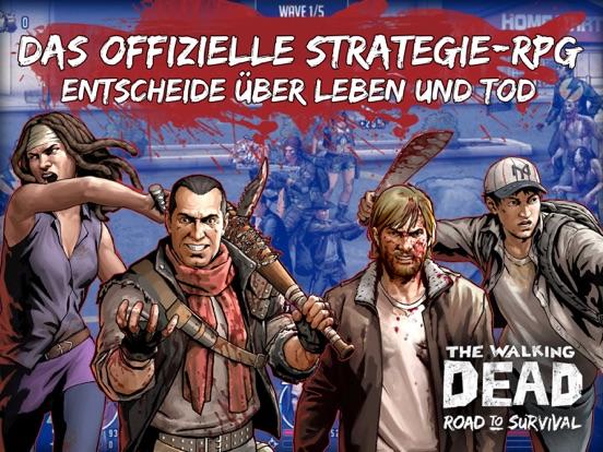 Walking Dead: Road to Survival Screenshots