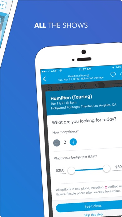 download Ticketmaster apps 2