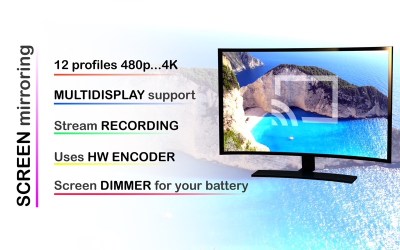 Smartcast ULTRA HD for Samsung & LG TV for Mac