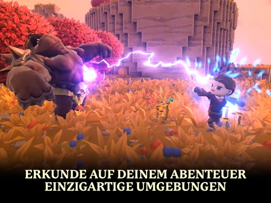 Screenshot 3 Portal Knights