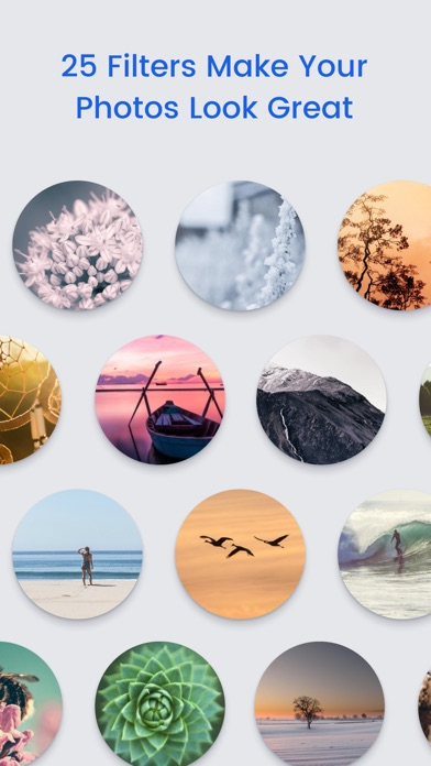 Photo Scanner - Editor, Filter Screenshot