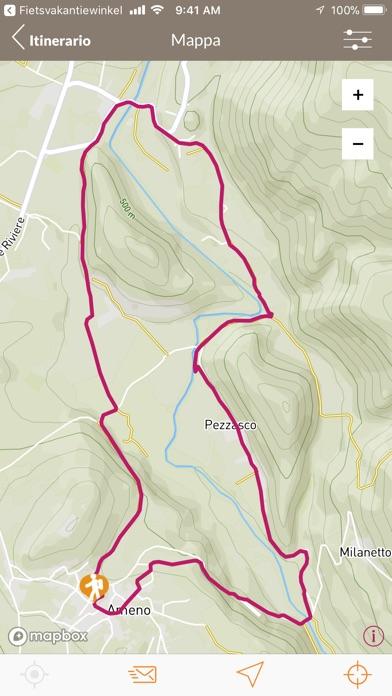 Screenshot of PiemonteWays3