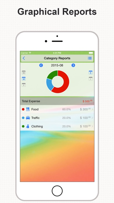 Screenshot #8 for DayCost Pro - Personal Finance