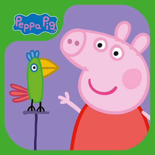 Peppa Pig (小猪佩奇): 鹦鹉 Polly