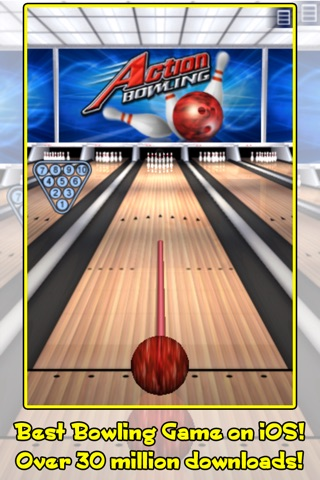 Action Bowling Classic screenshot 1