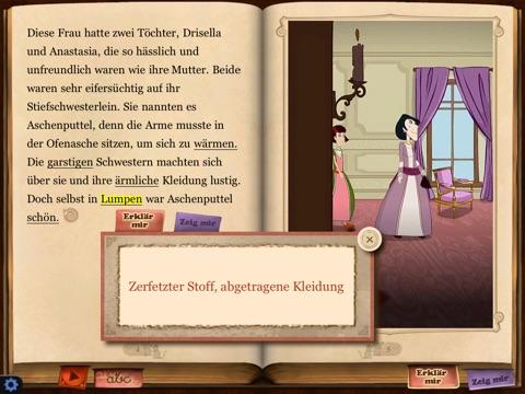 Cinderella by Chocolapps screenshot 2