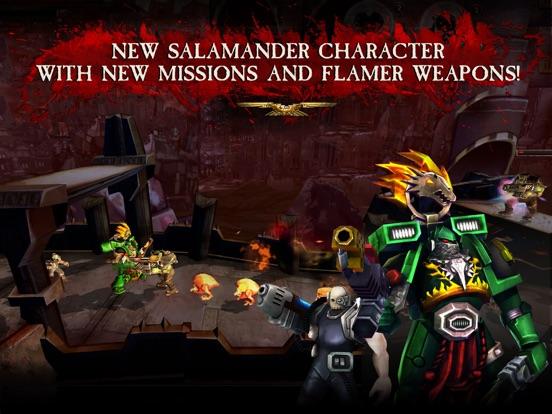 Warhammer 40,000: Carnage Screenshots