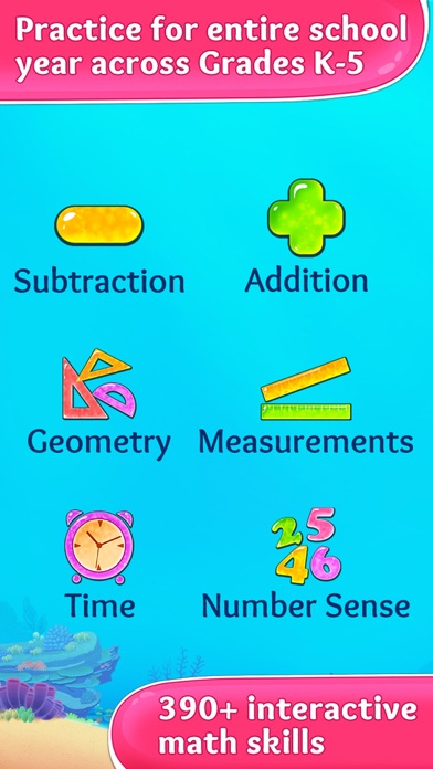 download 3rd Grade Math - Multiplication Facts & Kids Games appstore review