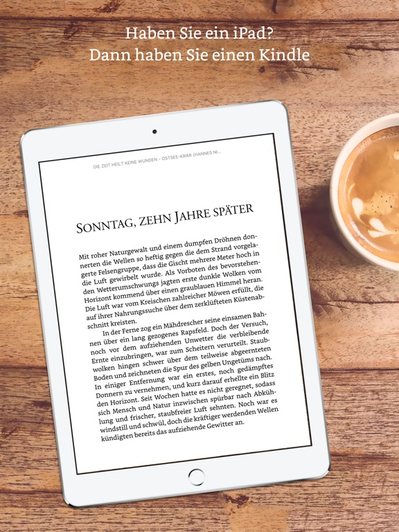 Kindle Screenshot