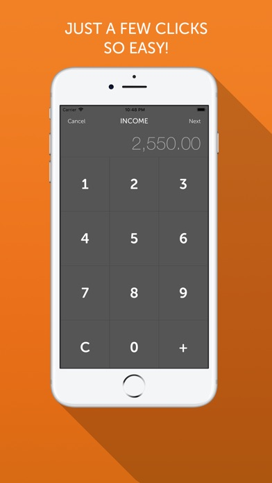 Screenshot for MoneyNow! in United States App Store