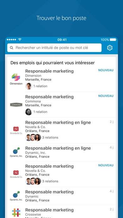 download LinkedIn Job Search apps 1