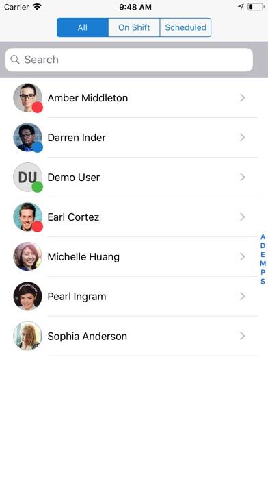 Gusto Payroll Iphone App