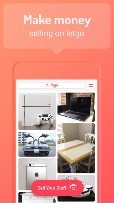 letgo Buy  Sell Second Hand Stuff on the App Store