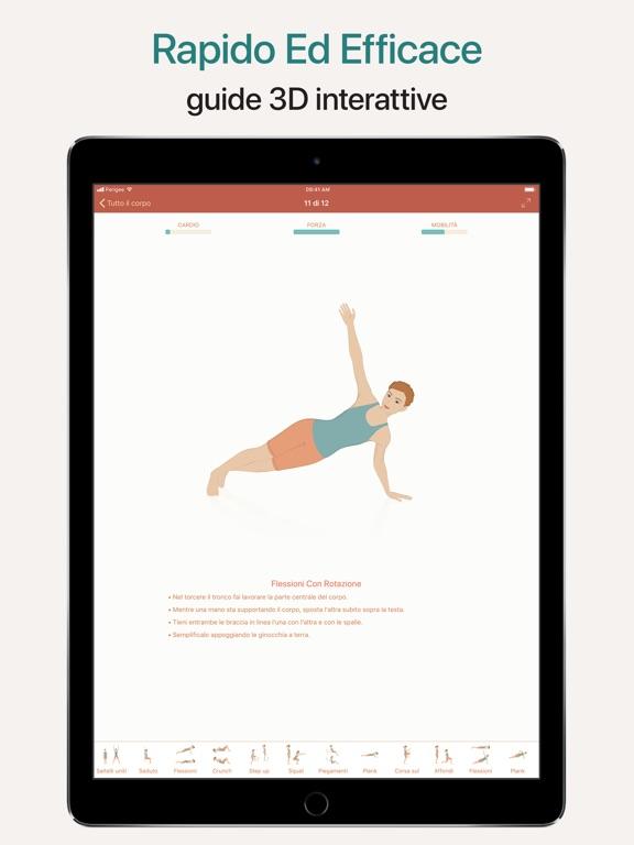 Seven - 7 minutos de ejercicio Screenshot