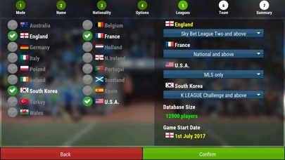 Football Manager Mobile 2018 screenshot 1