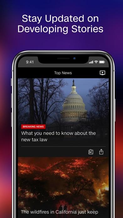 download CNN: Breaking US & World News apps 3