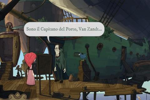 Nelly Cootalot: The Fowl Fleet screenshot 1
