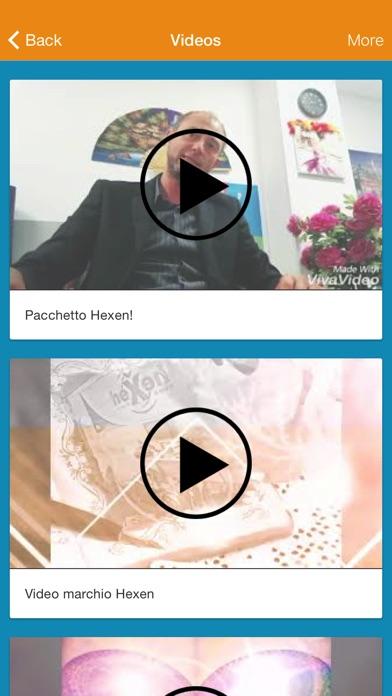 Screenshot of Hexen Service3