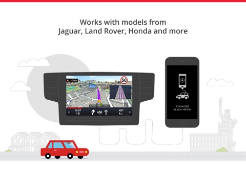 Car Navigation: GPS & Maps screenshot 4