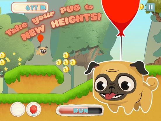 Screenshot #3 for Pug Run