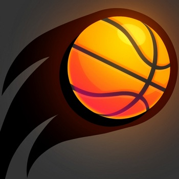 Dunk Hit app for iphone