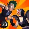 Ultimate Ninja Kung Fu Fighting Bros
