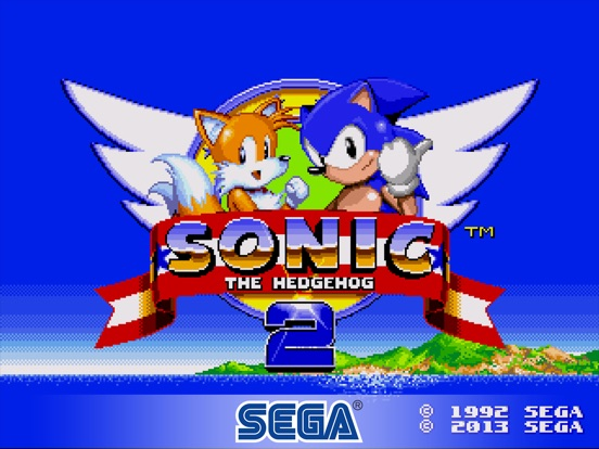 Sonic the Hedgehog 2 Classic Screenshots
