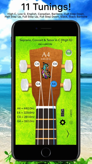 Ukulele Tuner Pro Precision - Tune with precision and ease Image