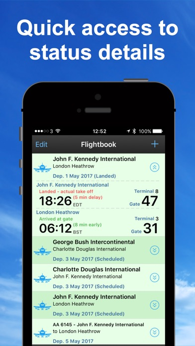 mi flight tracker lite app report on mobile action. Black Bedroom Furniture Sets. Home Design Ideas