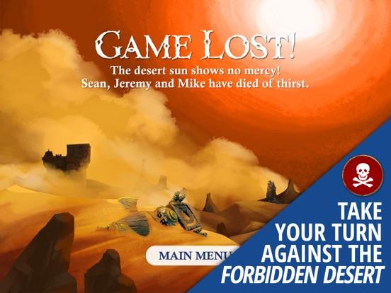 Forbidden Desert Screenshots
