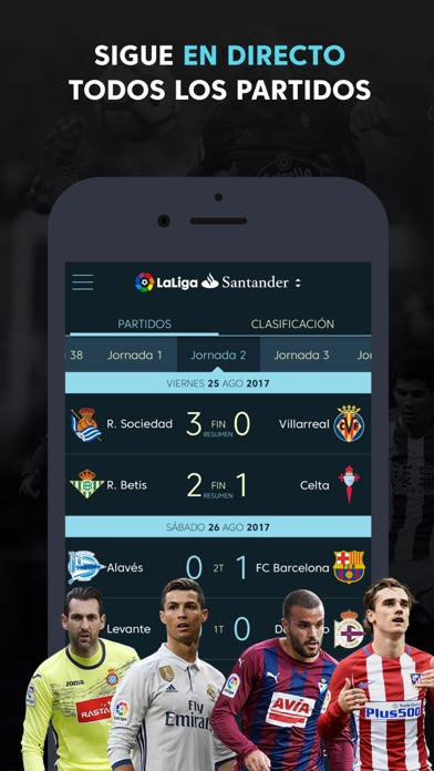 download La Liga: App Oficial de Fútbol apps 4