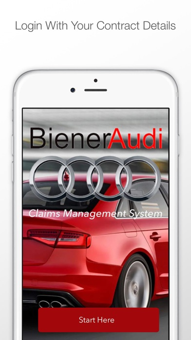 App Shopper Biener Audi Service Business
