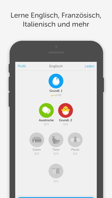 Duolingo Screenshot