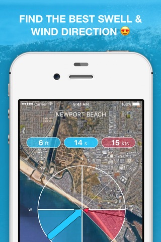 Weesurf, HD Surf Forecast screenshot 2