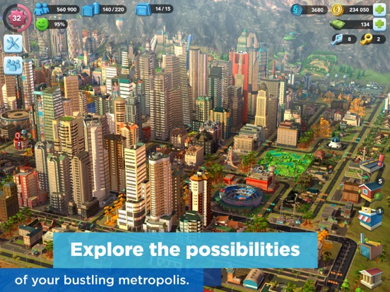 how to get tall modern buildings simcity buildit