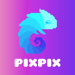 PixPix - Color by number
