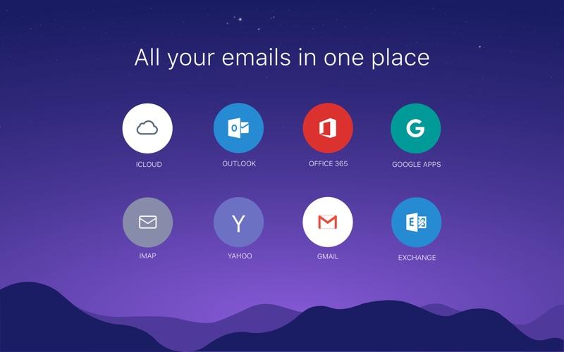 Newton 邮件(原名 CloudMagic 电子邮件)