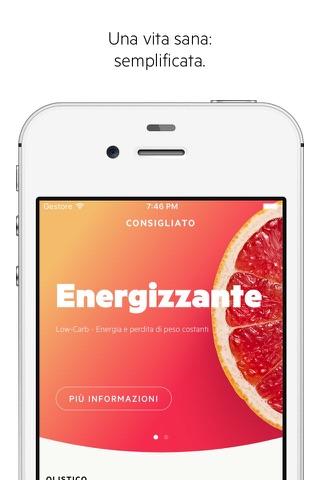 Lifesum: Diet & Food Tracker screenshot 2