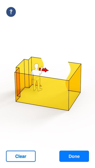 Subspace - Measure rooms! Screenshot
