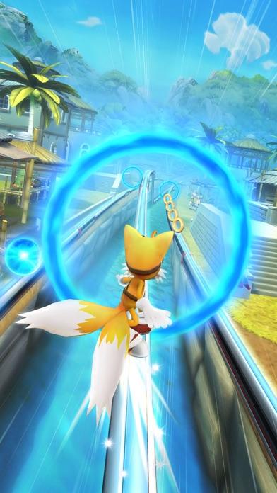 Screenshot #9 for Sonic Dash 2: Sonic Boom