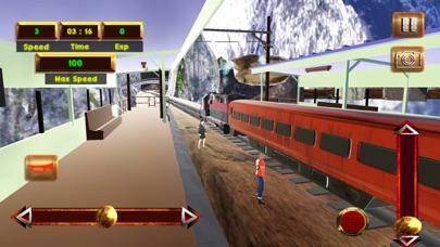 Реальный экспресс Driving Sim Скриншоты4